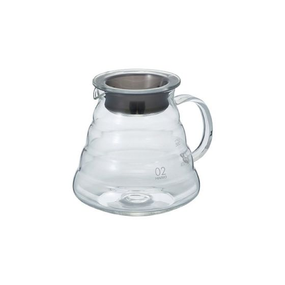 Hario V60 Server - Clear 3 sizes