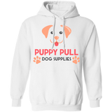 Puppy Pull Pullover Hoodie