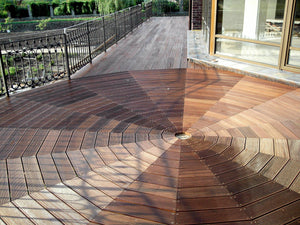 Find out more: Our Deck Tiles