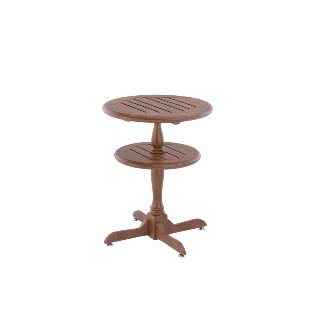 [Pre-Order] Regent Twin Top Bar Table - Sitra Global