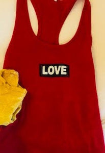 Love Tank - Red