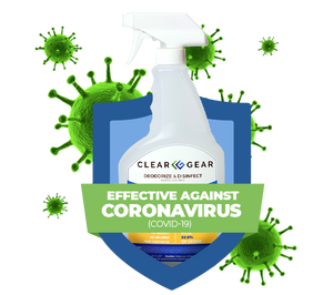 Clear Gear Disinfectant