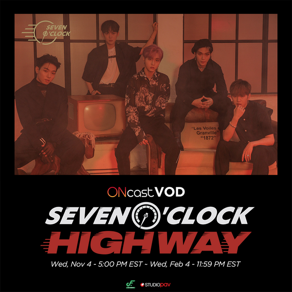 ONCAST VOD SEVEN O'CLOCK 'Hey There'