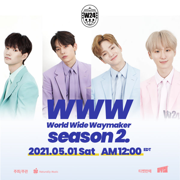 W24 WWW (World Wide Waymaker season 2) - TRANSMISIÓN EN VIVO