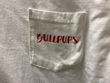 Load image into Gallery viewer, Bullpups Long Sleeve Pocket Tee