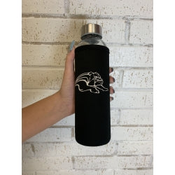 White Bullpup Water Bottle