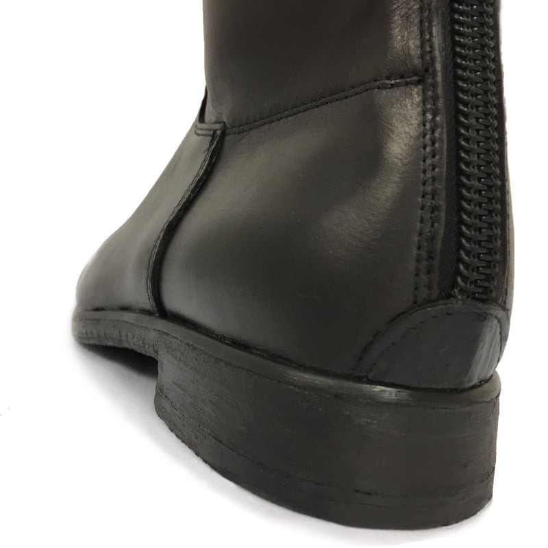Calf Leather Lined Exercise Boots