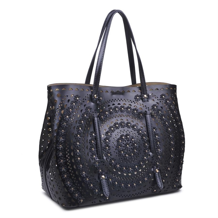 Urban Expressions London Handbags 840611126405 | Black