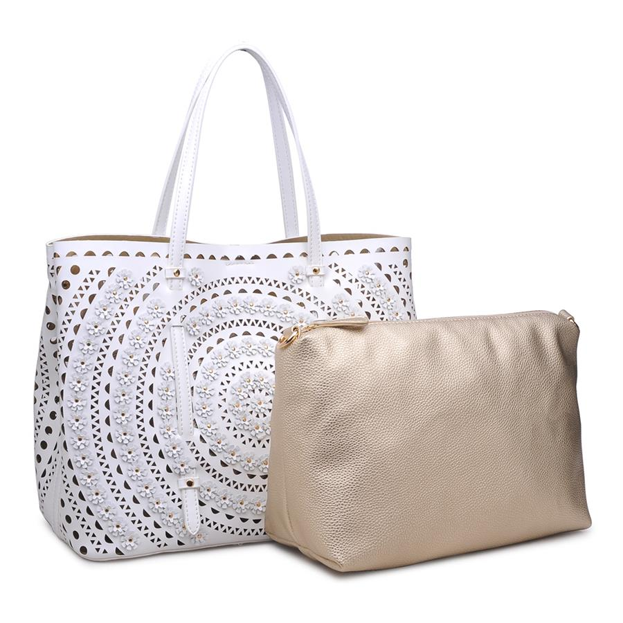 Urban Expressions London Handbags 840611126412 | White