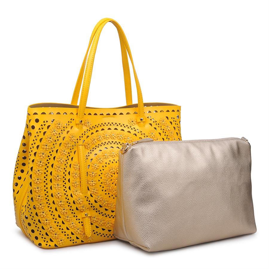 Urban Expressions London Handbags 840611126443 | Yellow