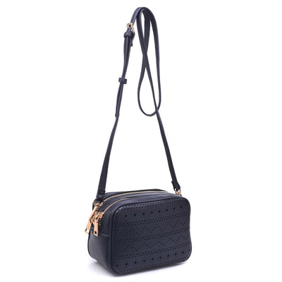 Urban Expressions Ivana Crossbody 840611128232 | Black