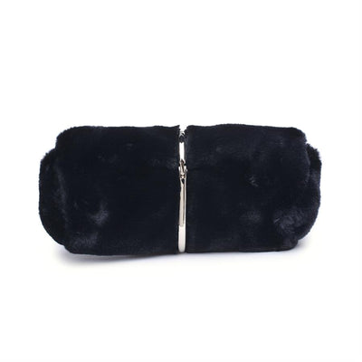 Urban Expressions Neptune Clutches 840611135421 | Black