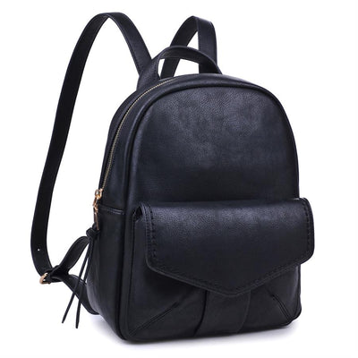 Urban Expressions Ginger Backpacks 840611136992 | Black