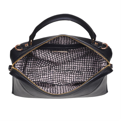 Urban Expressions Nadeen Handbags 840611139450 | Black