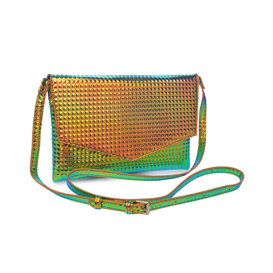 Urban Expressions Gaga Crossbody 840611138880 | Yellow Multi