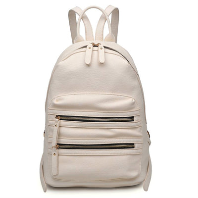 Urban Expressions Frances Backpacks 840611134004 | Cream