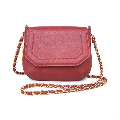 Urban Expressions Willow Crossbody 840611118530 | Bordeaux