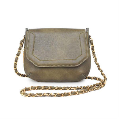 Urban Expressions Willow Crossbody 840611118493 | Olive