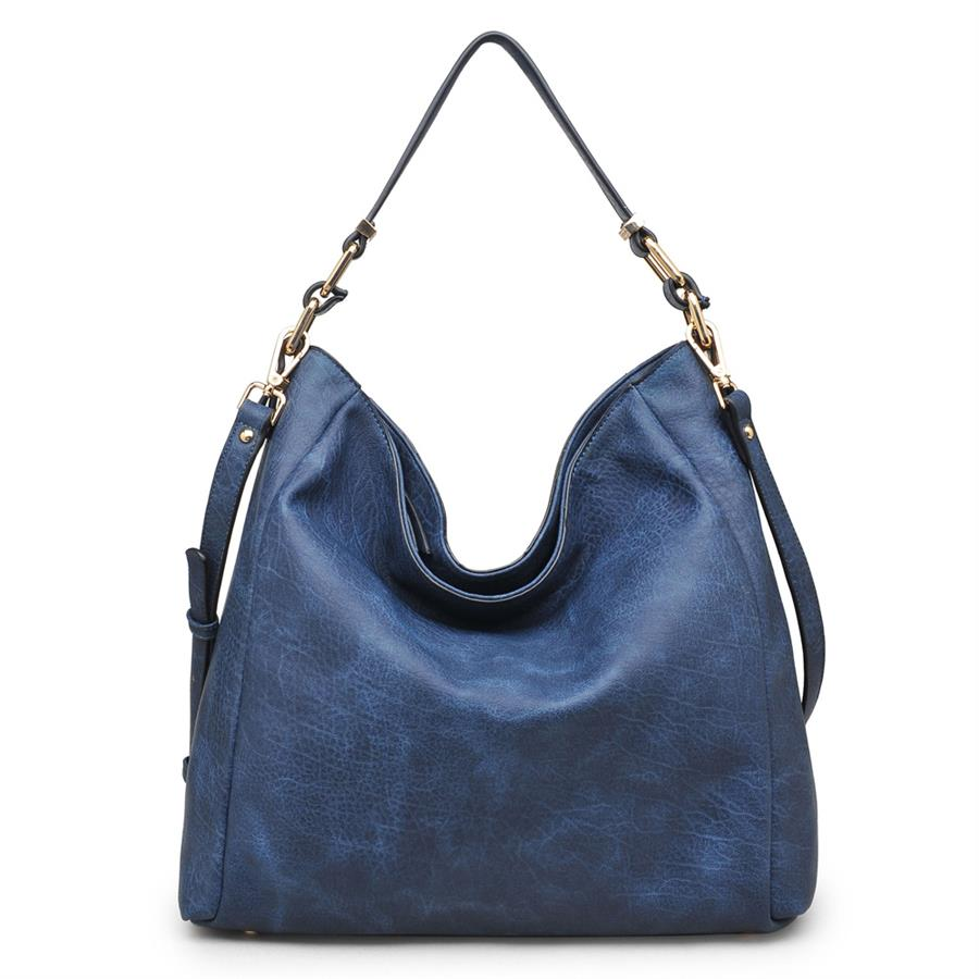 Urban Expressions Brynn Handbags 840611118479 | Midnight