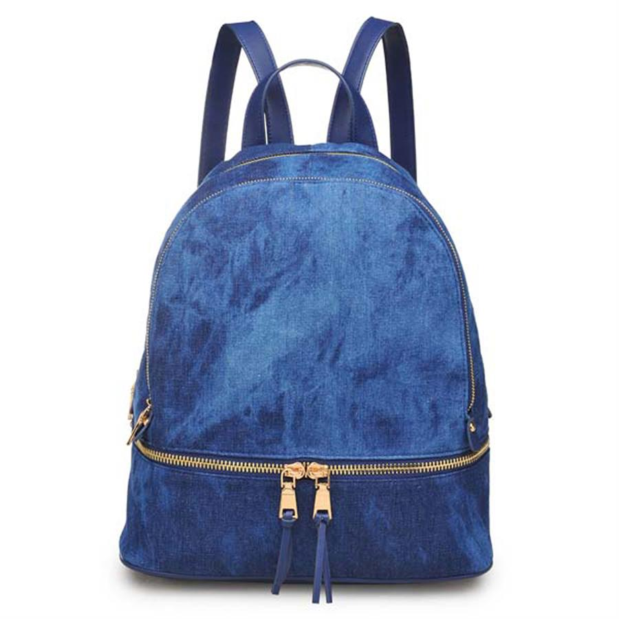 Urban Expressions Monty Backpacks 840611121042 | Navy