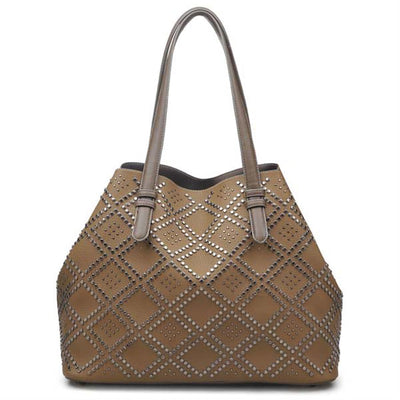 Urban Expressions Kinsley Handbags 840611121851 | Olive