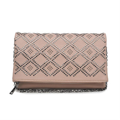 Urban Expressions Salem Clutches 840611123442 | Blush