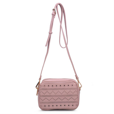 Urban Expressions Ivana Crossbody 840611128256 | Blush