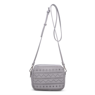Urban Expressions Ivana Crossbody 840611128263 | Grey