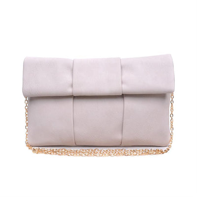 Urban Expressions Starr Clutches 840611126740 | Bone
