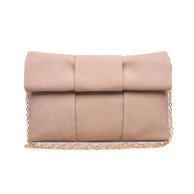 Urban Expressions Starr Clutches 840611126771 | Natural