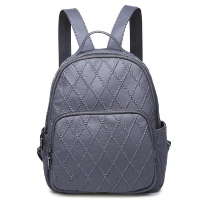Urban Expressions Mae Backpacks 840611132642 | Grey