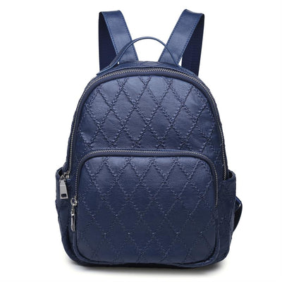 Urban Expressions Mae Backpacks 840611132635 | Navy
