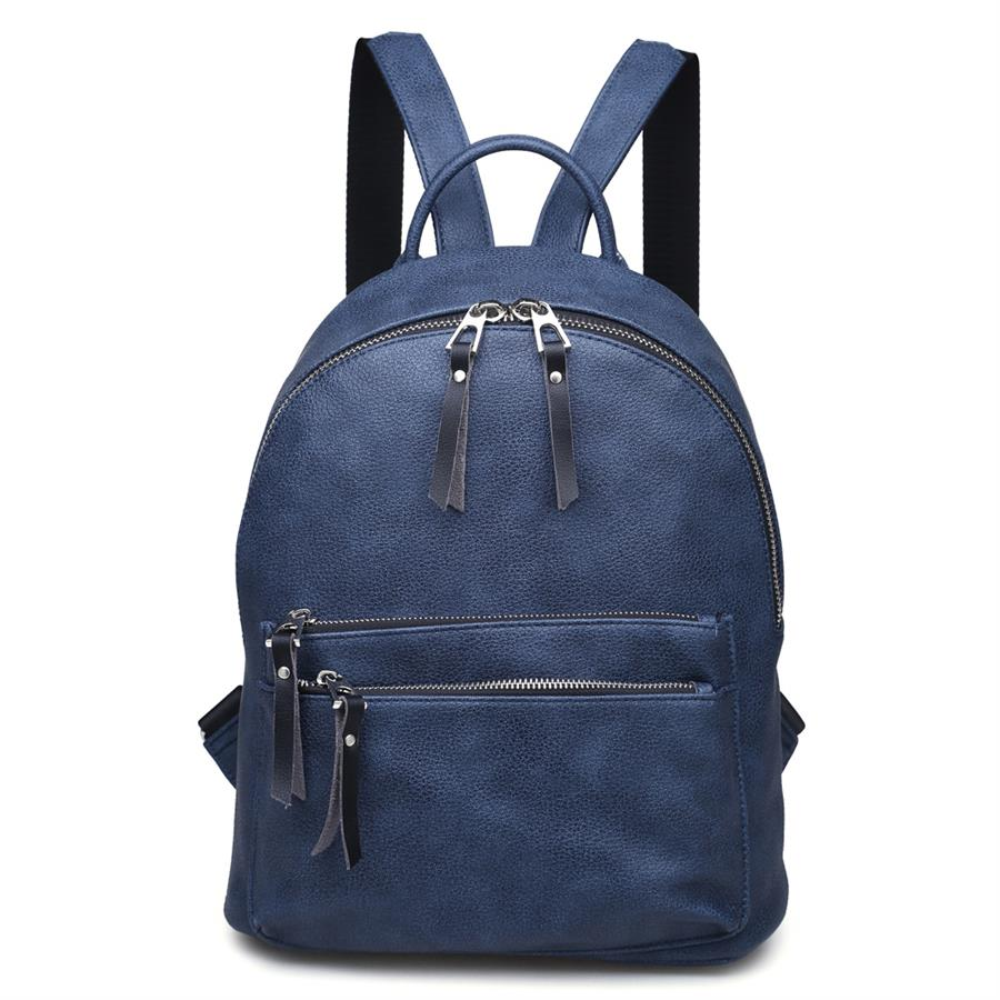 Urban Expressions Altair Backpacks 840611135780 | Navy
