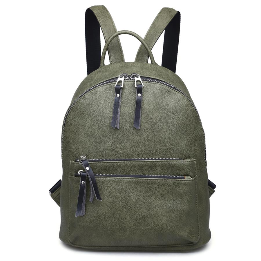 Urban Expressions Altair Backpacks 840611135803 | Olive