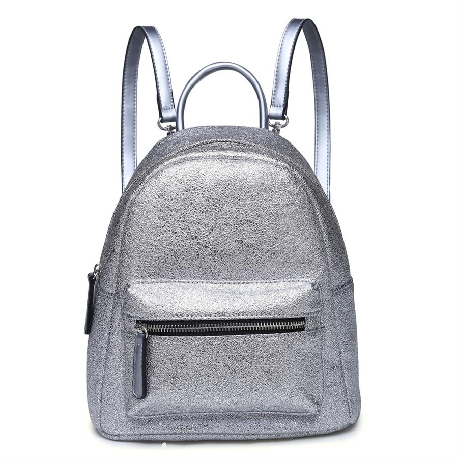 Urban Expressions Luna Backpacks 840611135575 | Silver