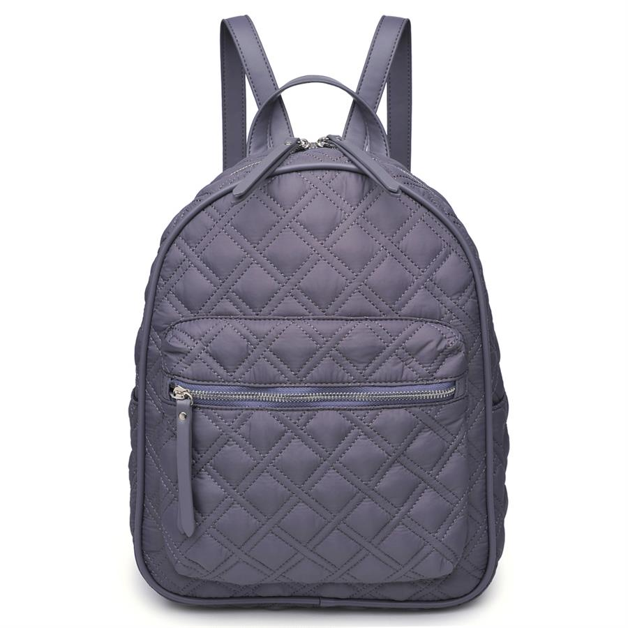 Urban Expressions Sprint Backpacks 840611138057 | Grey