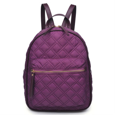 Urban Expressions Sprint Backpacks 840611138040 | Wine