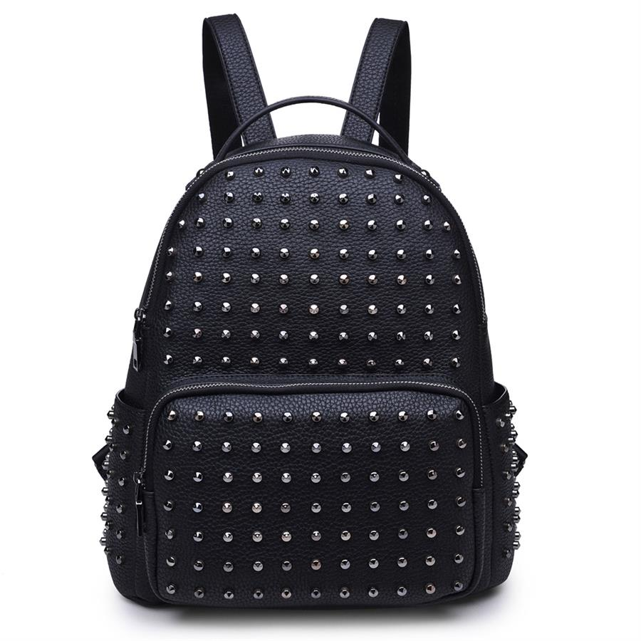 Urban Expressions Cosmos Backpacks 840611138477 | Black