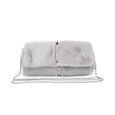 Urban Expressions Neptune Clutches 840611135452 | Grey