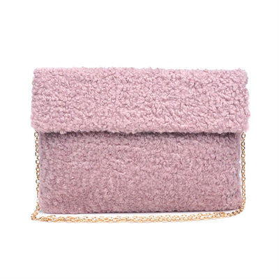 Urban Expressions Sebastian Clutches 840611140234 | Blush