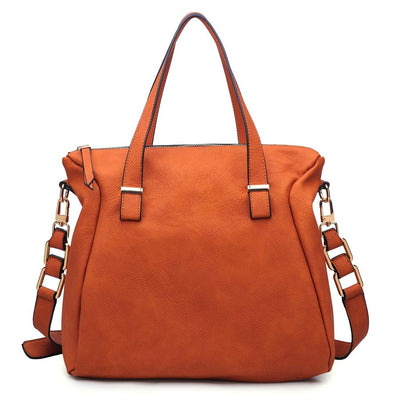 Urban Expressions Piper Handbags 840611140517 | Tan