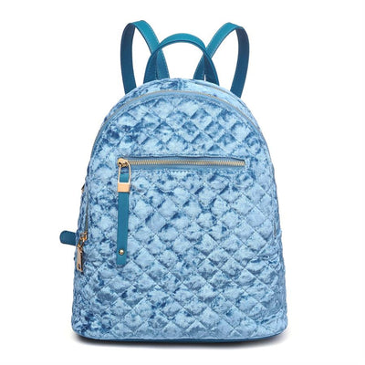 Urban Expressions Noelle Backpacks 840611140807 | Teal