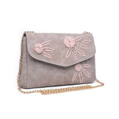 Urban Expressions Milly Clutches 840611142245 | Grey