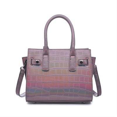 Urban Expressions Knox Handbags 840611144119 | Pewter
