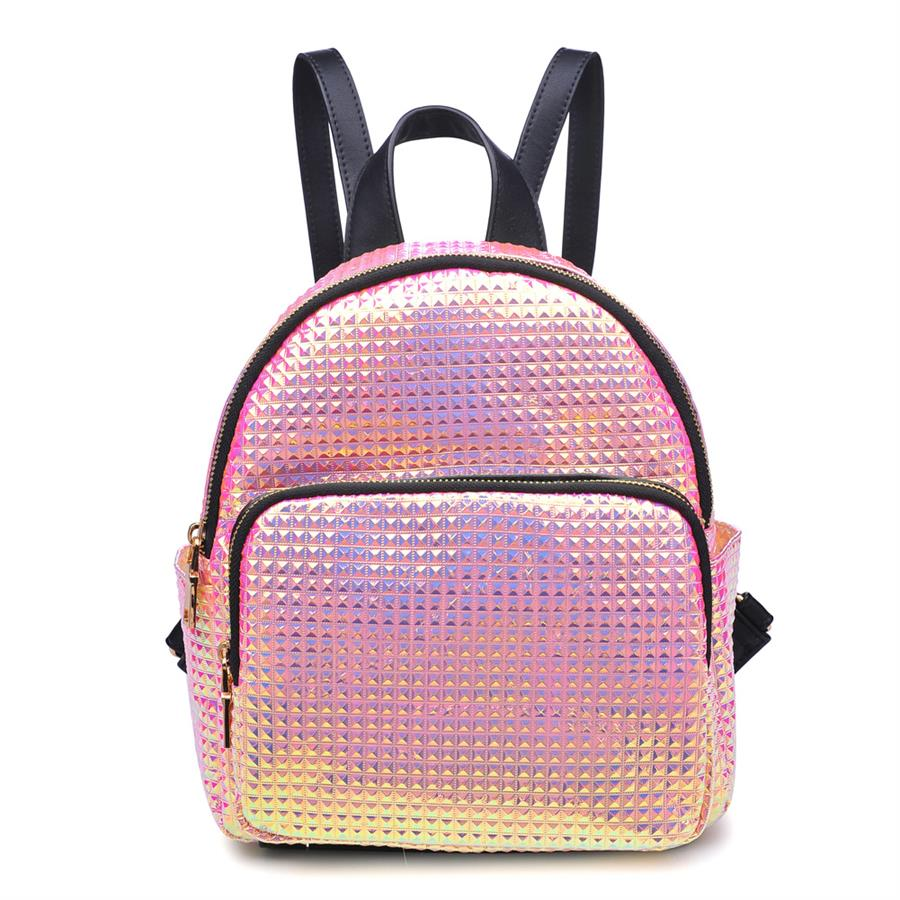 Urban Expressions Astral Backpacks 840611142931 | Pink Multi