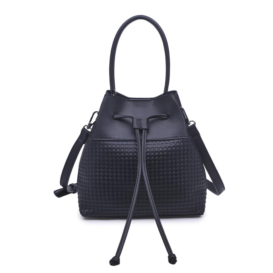 Urban Expressions Kady Handbags 840611143549 | Black