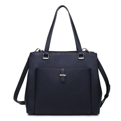 Urban Expressions Ezra Handbags 840611141071 | Black