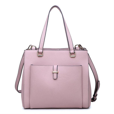 Urban Expressions Ezra Handbags 840611141088 | Blush