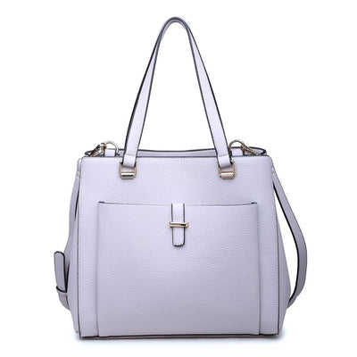 Urban Expressions Ezra Handbags 840611141095 | Grey