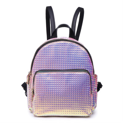 Urban Expressions Astral Backpacks 840611142948 | White